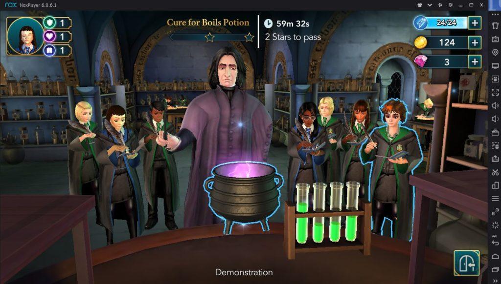 harry potter hogwarts mystery на ПК