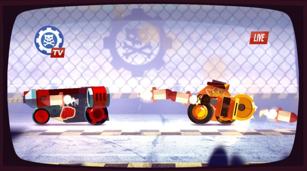 Crash Arena Turbo Stars
