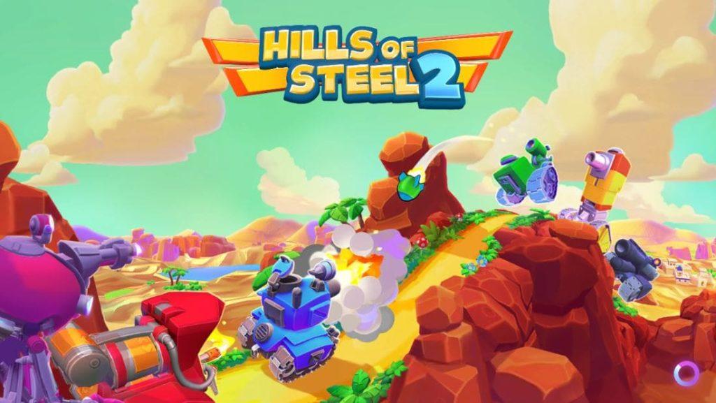 Hills of Steel 2 на ПК