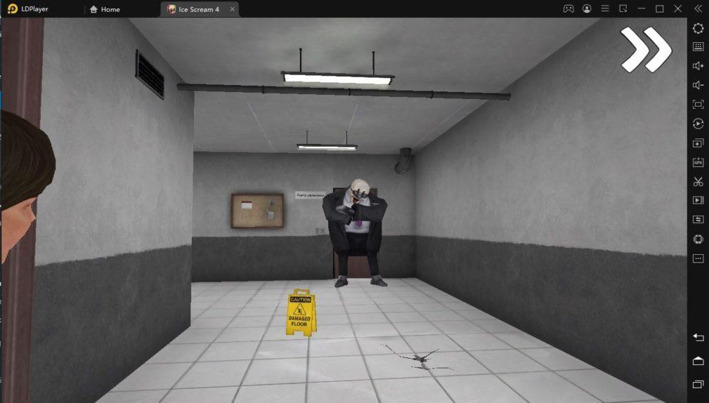 Ice Scream 4 Фабрика Рода
