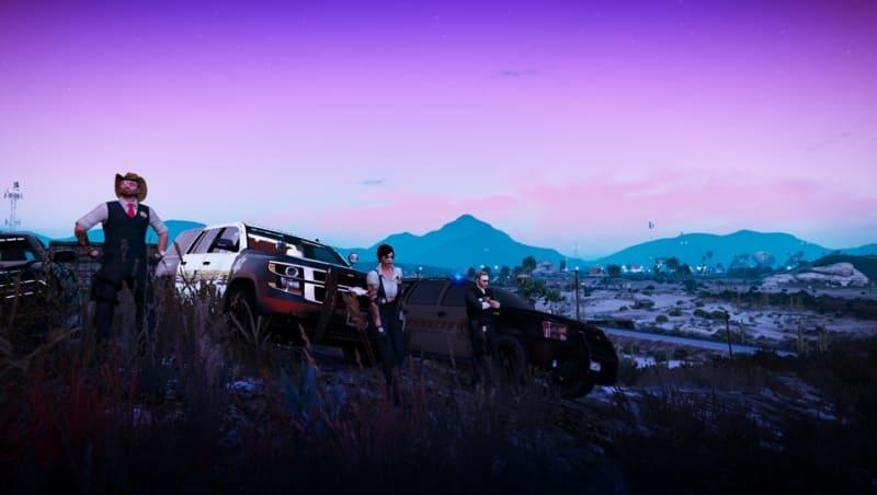GTA5 RP на ПК